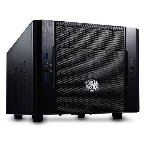 COOLER MASTER Elite 130 (RC-130-KKN1) mini ITX črno ohišje