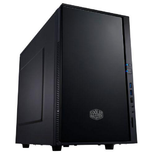 COOLER MASTER Silencio 352 SIL-352M-KKN1 USB3.0 micro ATX črno ohišje