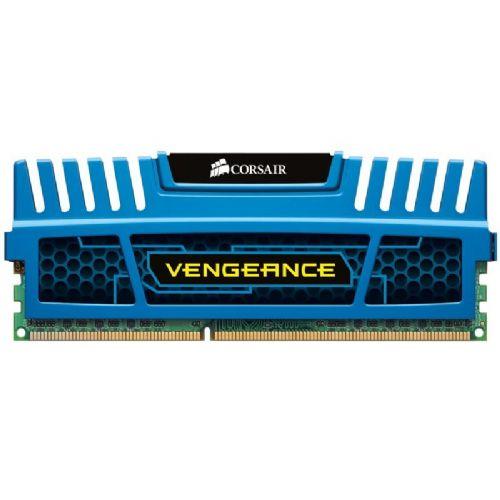 CORSAIR Vengeance 8GB 1600MHz DDR3 BLUE (CMZ8GX3M1A1600C10B) ram pomnilnik
