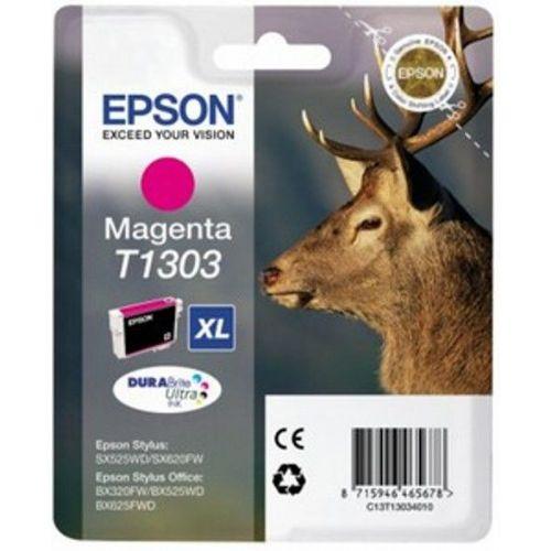 ČRNILO EPSON BARVNO MAGENTA S PIGMEN. DURABrite Ultra BX525,625 Size XL (C13T13034010)