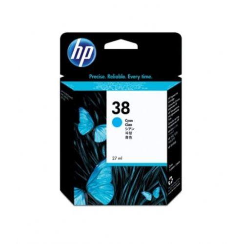 ČRNILO HP CYAN 38 ZA PS B9180GP, B9180 , 27ML (C9415A)