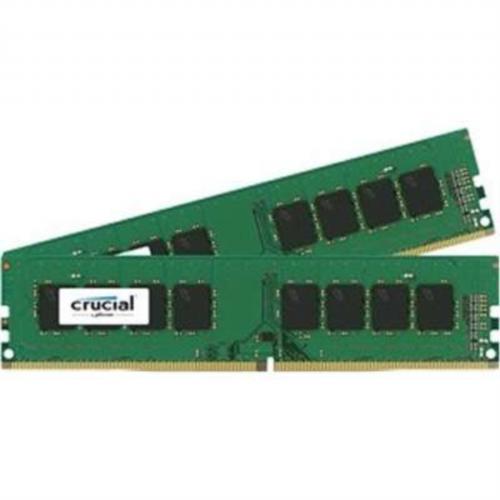 CRUCIAL 32GB KIT (16GBx2) DDR4 2133 CL15 1.2V DIMM - CT2K16G4DFD8213
