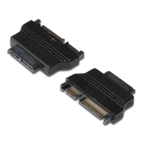DIGITUS HDD SATA slim line Ž13-M22 adapter