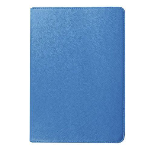 "Eleganten etui ""Litchi"" za Samsung Galaxy Tab S2 9.7 - moder"