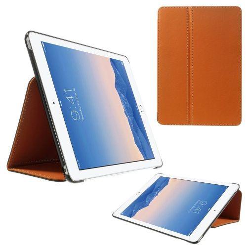 "Eleganten etui ""Twill"" za iPad Air 2 - oranžen"