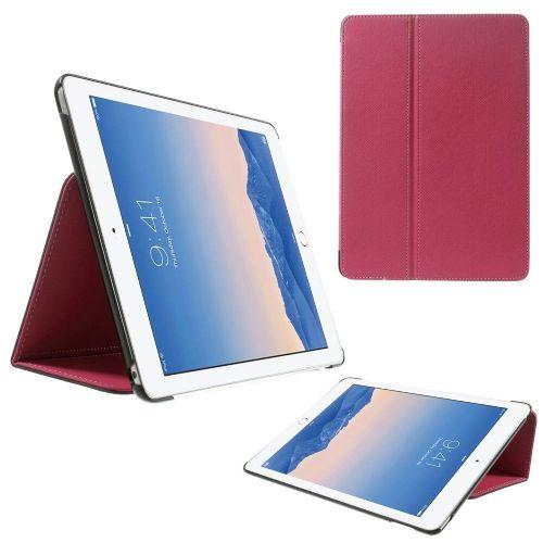 "Eleganten etui ""Twill"" za iPad Air 2 - roza"
