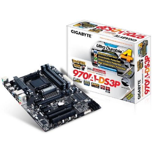 GIGABYTE GA-970A-DS3P 1.0 AM3+ ATX osnovna plošča