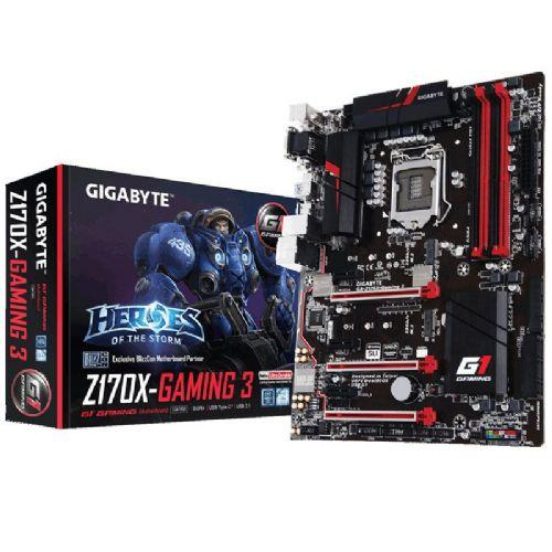 GIGABYTE GA-Z170X-GAMING 3 LGA1151 ATX osnovna plošča