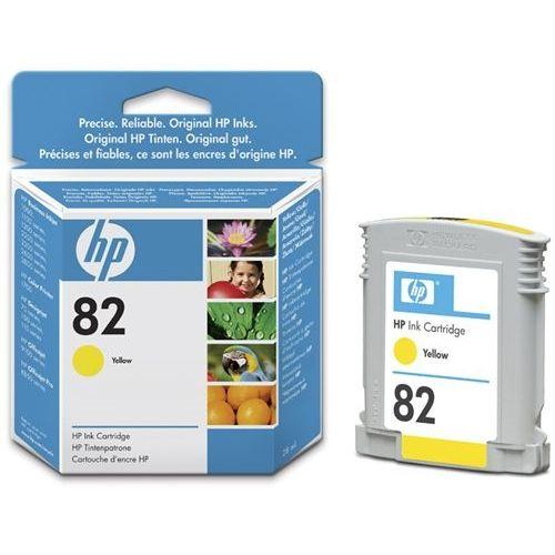 HP CH568A št.82 28ml Yellow črnilo