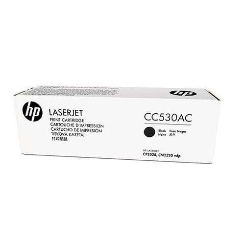 HP Color LJ CC530AC Black ContractToner