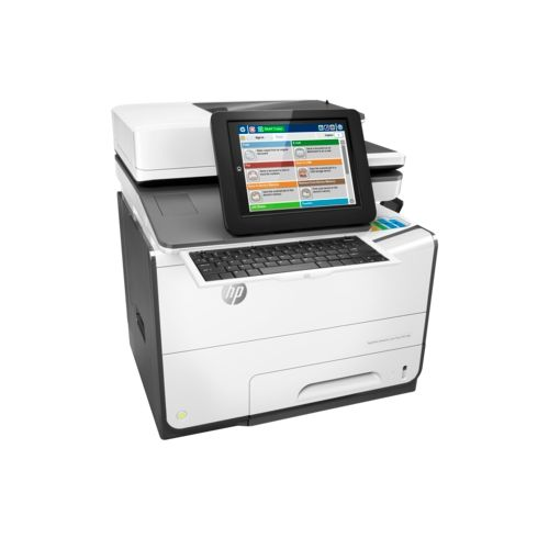 Tiskalnik HP PageWide 586z MFP Printer
