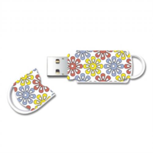 INTEGRAL XPRESSION PETAL 32GB USB2.0 spominski ključek - INFD32GBXPRPETAL