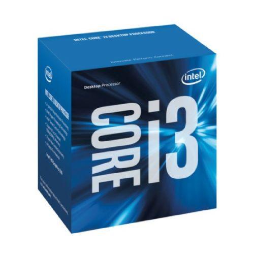 INTEL Core i3-6100 3,7GHz 3MB LGA1151 BOX procesor