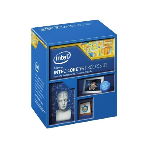 INTEL Core i5-4690 3,5GHz 6MB LGA1150 BOX procesor