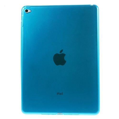 Izjemno tanek 0.6 mm TPU gel ovitek za iPad Air 2 - moder