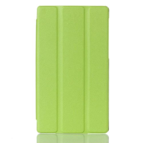 """Izjemno tanek smart etui """"Smooth"""" za Lenovo Tab 2 A7-10 - zelen"""