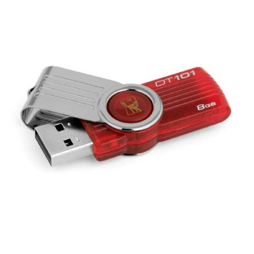 KINGSTON DataTraveler 101 G2 8GB USB2.0 (DT101G2/8GB) USB ključ