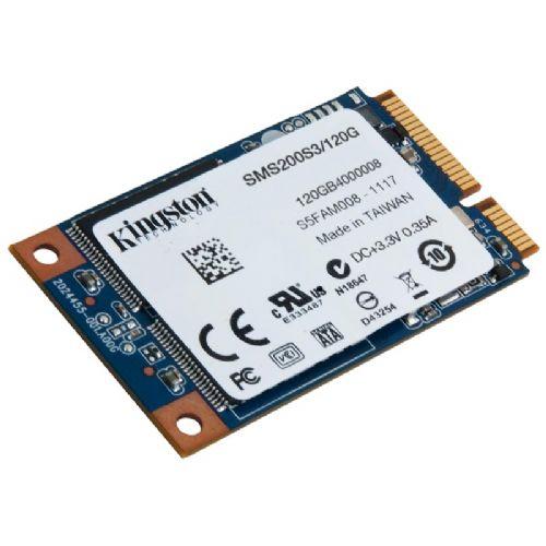 KINGSTON SSDNow mS200 120GB mSATA SATA3 (SMS200S3/120G) SSD