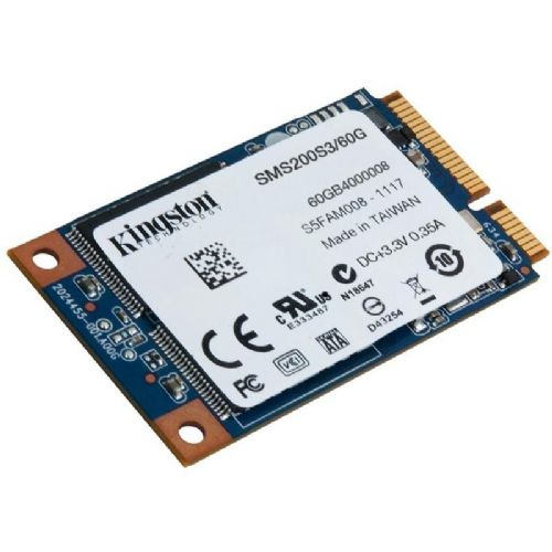 KINGSTON SSDNow mS200 60GB mSATA SATA3 (SMS200S3/60G) SSD