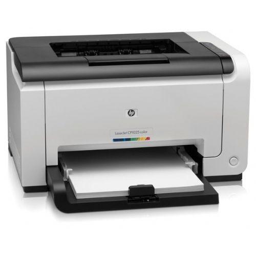 HP Color LaserJet CP1025 barvni laserski tiskalnik   CE913A