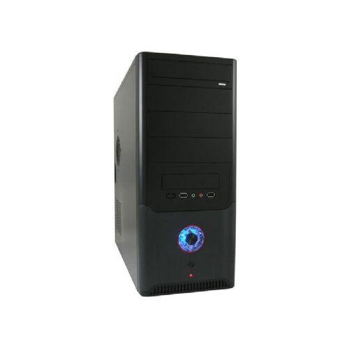 LC-POWER Classic 649B USB3.0 s 420W LC420H-12 napajalnikom midi ATX ohišje