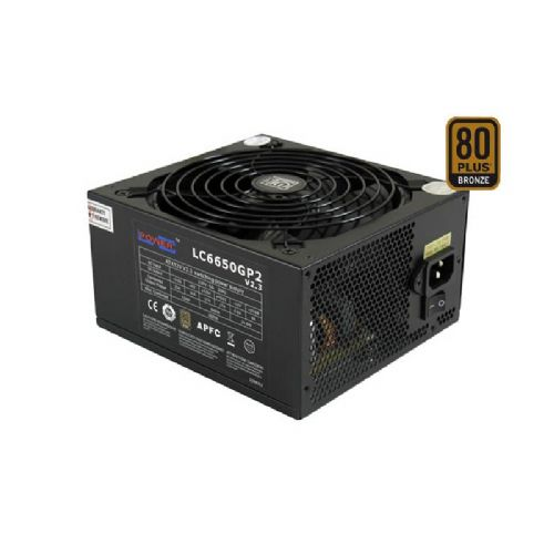 LC-POWER Green power LC-6650GP2 V2.3 650W 80Plus Bronze ATX napajalnik