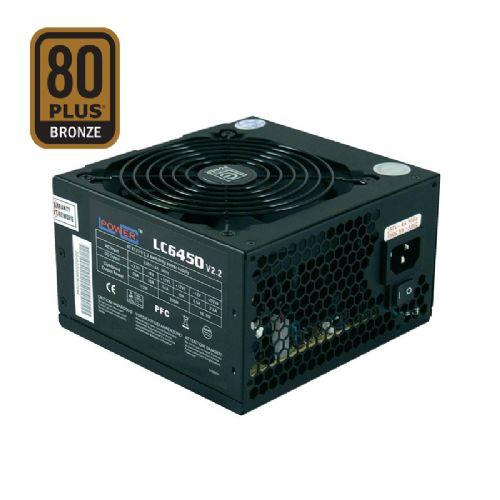ATX napajalnik LC-power LC6450 V2.2 450W 80plus Bronze