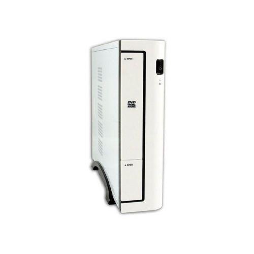 LC-POWER LC-1370WII mini ITX z 90W LC90ITX napajalnikom belo ohišje