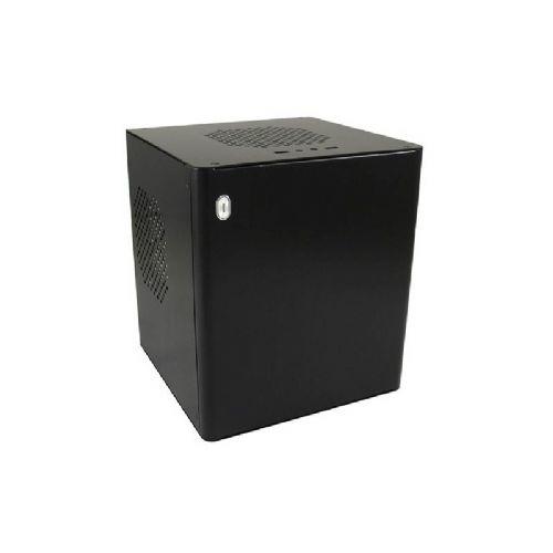 LC-POWER LC-1500Bmi mini ITX črno ohišje