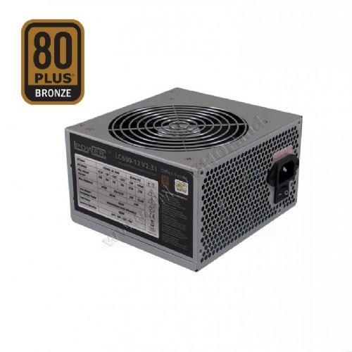 LC-POWER Office LC600-12 V2.31 400W 80Plus Bronze ATX napajalnik