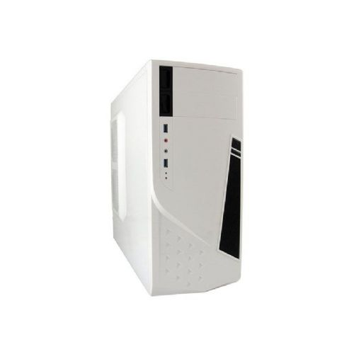 LC-POWER PRO-935W White Arrow midi ATX belo ohišje