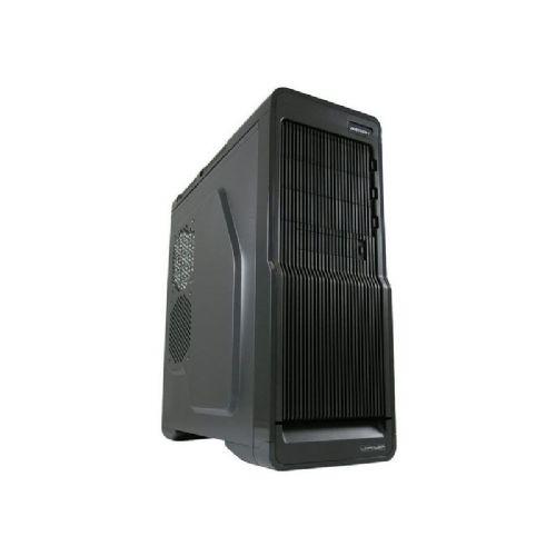 LC-POWER PRO-936B Justice-1 midi ATX črno ohišje