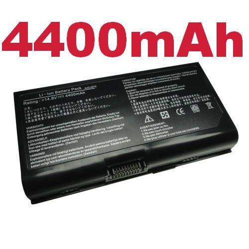 Li-Ion Baterija za ASUS N70SV-TY029C N70SV-TY057C 4400mAh
