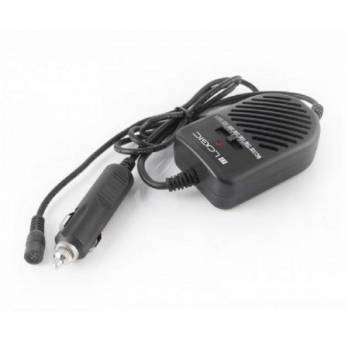 LOGIC LPA-90C 15-24V univerzalni avtomobilski napajalni adapter za prenosnik