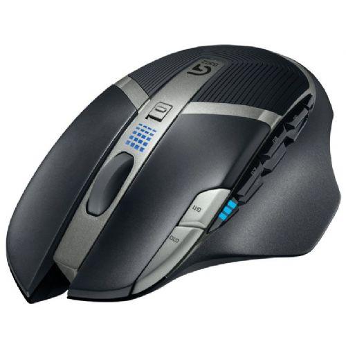 LOGITECH G602 brezžična Delta Zero gaming črna miška