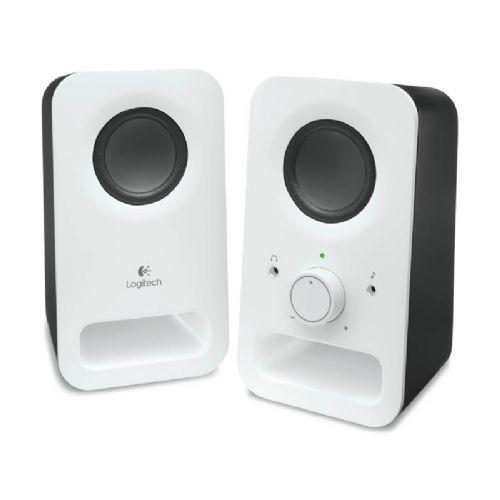 LOGITECH Z150 2.0 6W snežno beli zvočniki