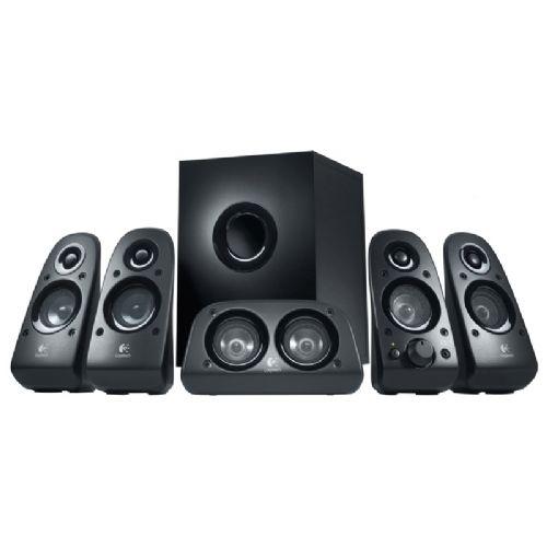 LOGITECH Z506 5.1 75W črni zvočnik
