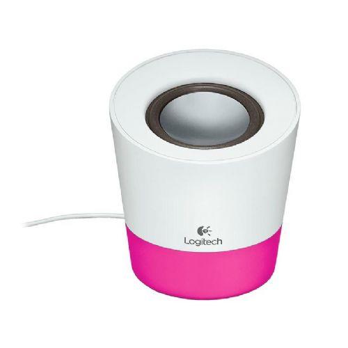 LOGITECH Z50 1.0 10W magenta mini zvočniki