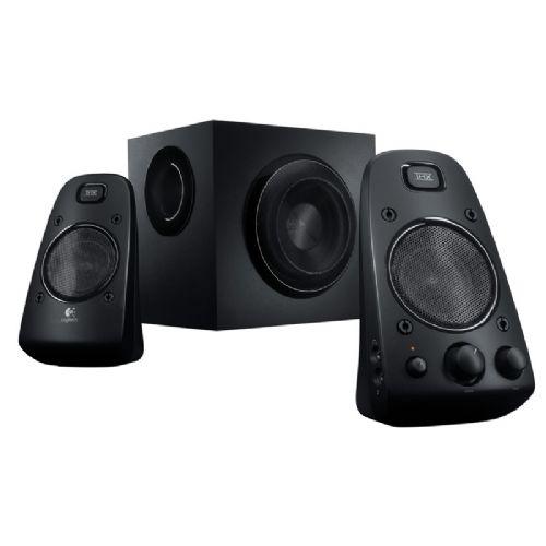 LOGITECH Z623 2.1 200W črni zvočniki