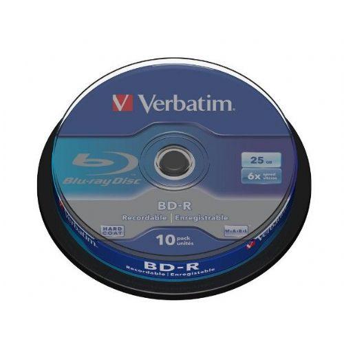 BD-R Blu Ray MEDIJI VERBATIM 10 kom CB (43742)