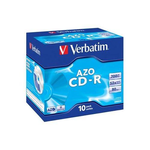 MEDIJ CD-R VERBATIM 10PK široke škatlice AVT077485