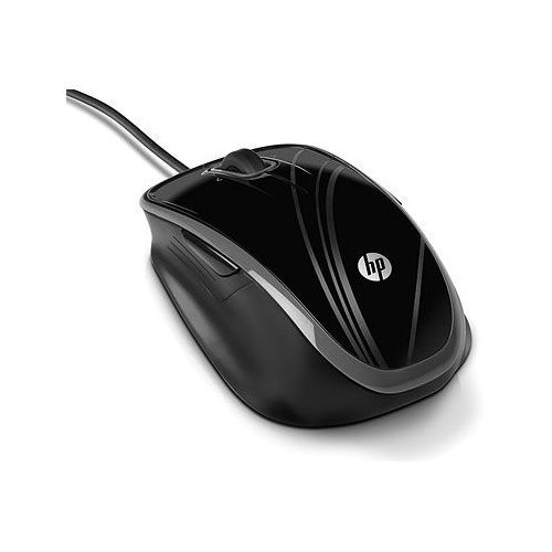 Miška HP USB 5-Button Optical Comfort Mouse   BR376AA