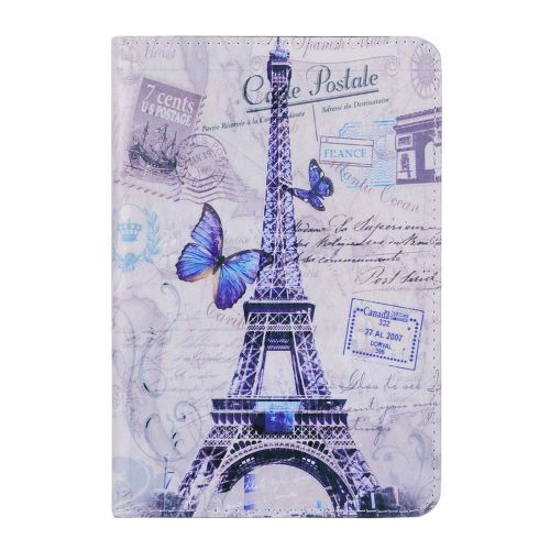 "Modni etui ""Eiffel Tower"" za iPad Mini 4"