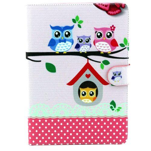 "Modni etui ""Owl Friends"" za iPad Air 2"