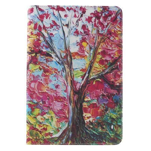 "Modni etui ""Painting Tree"" za Samsung Galaxy Tab A 9.7"