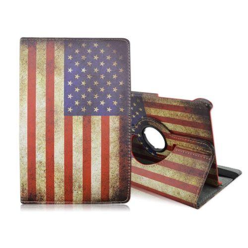"Modni etui ""Retro USA"" za Samsung Galaxy Tab S2 9.7"