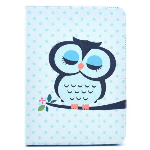 "Modni etui ""Sleeping Owl"" za Samsung Galaxy Tab 4 10.1"
