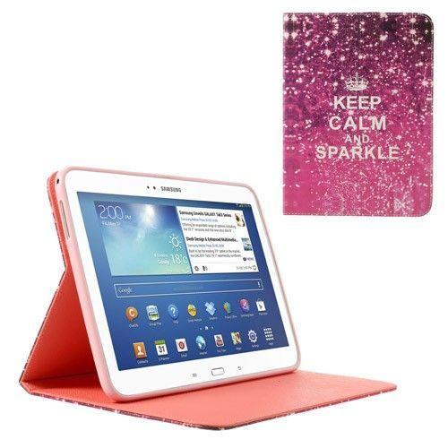 "Modni etui ""Sparkle"" za Samsung Galaxy Tab 3 10.1"