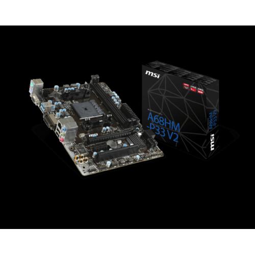 MSI A68HM-P33 V2 FM2+ mATX osnovna plošča