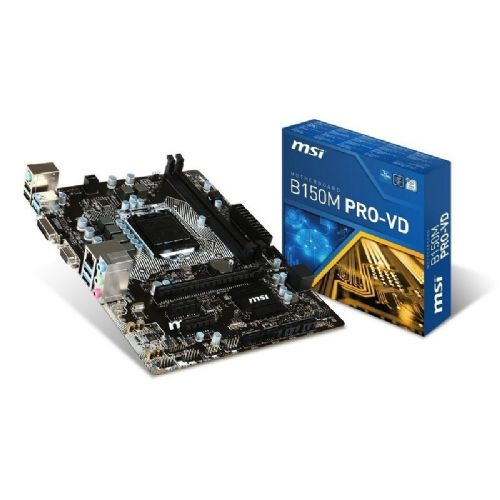 MSI B150M PRO-VD USB3.1 LGA1151 mATX osnovna plošča